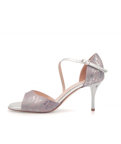 CHARLOTTE Pink and silver...