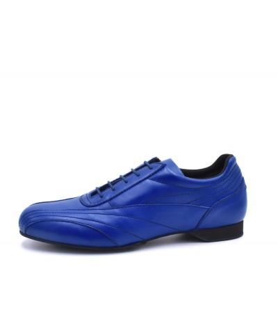 SNEAKER Bluette leather