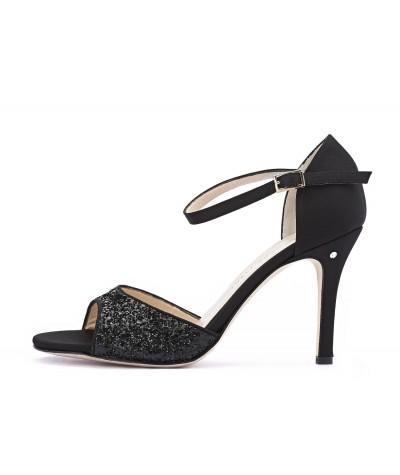 SOPHIE Black glitter